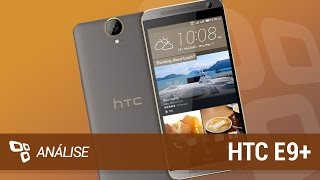 Smartphone HTC One E9+ dual sim [Análise] - TecMundo