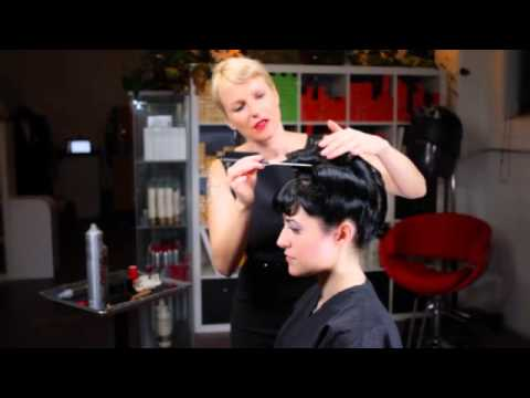 Vintage Hairstyles 20s 30s 40s 50s And 60s Youtube