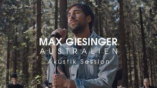 Max Giesinger - Australien (Akustik Session)