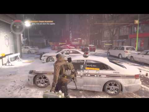 The division damn im playing crap lol ps short pauses for new beer can