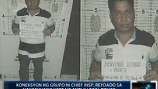 Hepe ng CIDG-Pampanga, pinakakasuhan ng illegal possession of firearms and ammunition