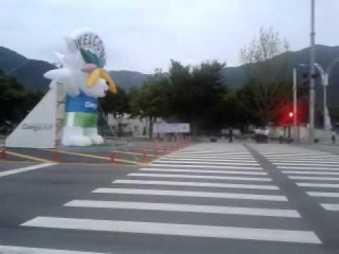 The Road to Daegu Stadium - (예림 in Daegu)