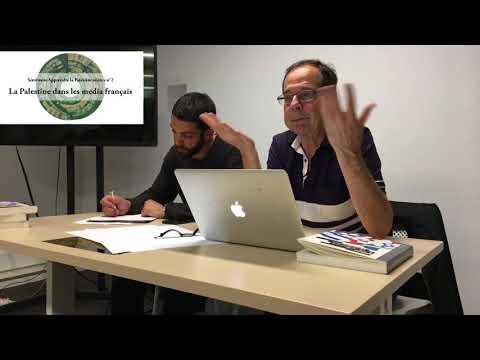 La Palestine dans les media français - A.Gresh