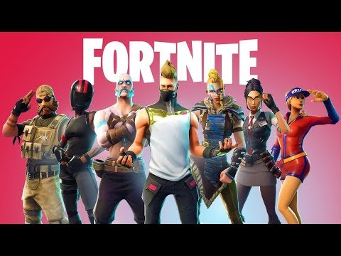 *NOVA* TEMPORADA 5 AO VIVO (Fortnite: Season 5 Battle Pass)