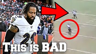 Earl Thomas FIGHTS Chuck Clark in Baltimore Ravens NFL Training Camp May Get Released to Free AGENCY