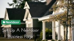 Set Up A Nextdoor Business Page To Reach Local Customers