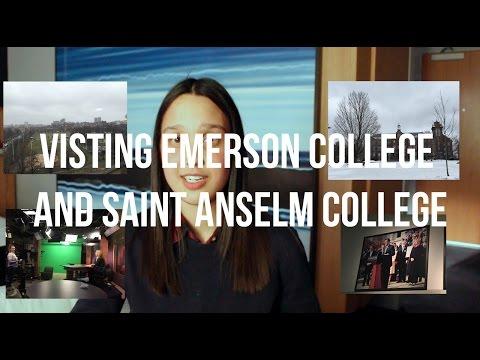 American University VS Emerson College?