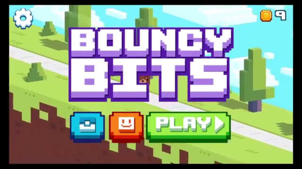 Hasil gambar untuk game Bouncy Bit