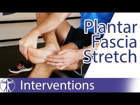 Plantar Fascia Stretch | Plantar Fasciitis