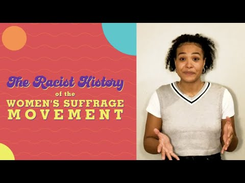The Racist History of the Women's Suffrage Movement and the Black Women Who Persisted | We Count!