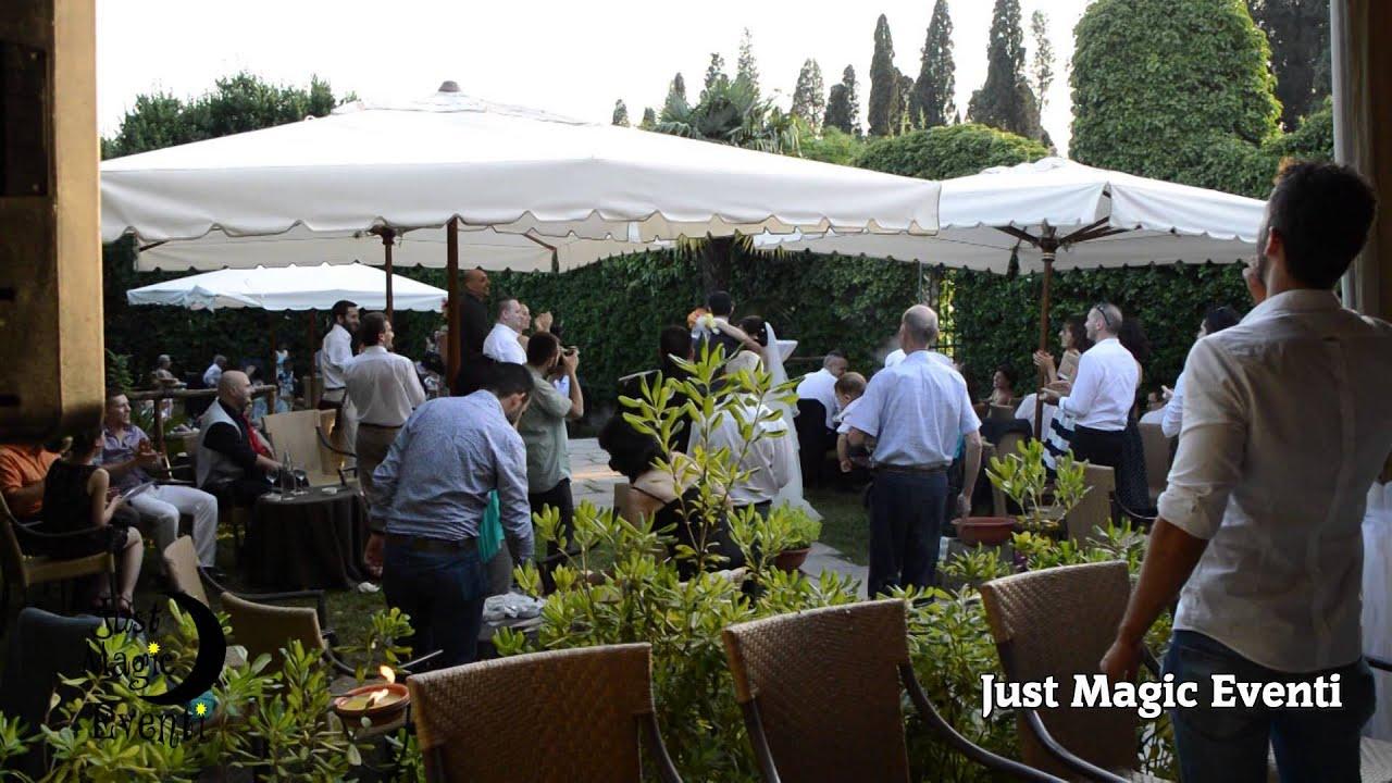 La Limonaia Villa Rospigliosi just magic eventi - entrata sposi - limonaia di villa