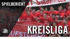 SF Sölderholz - DJK Eintracht Dorstfeld II (30. Spieltag, Kreisliga B Dortmund)