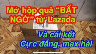[Review] Hộp quà bất ngờ giá 149k từ Lazada