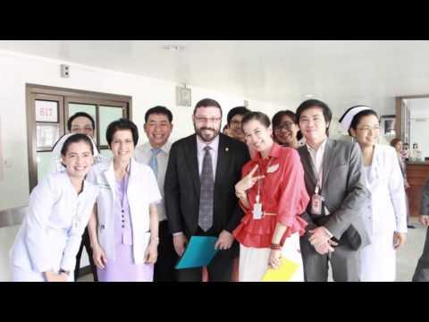 โรงพยาบาลปากน้ำโพได้รับรางวัลแห่งแรกในประเทศไทย HIMSS ANALYTICS STAGE 6