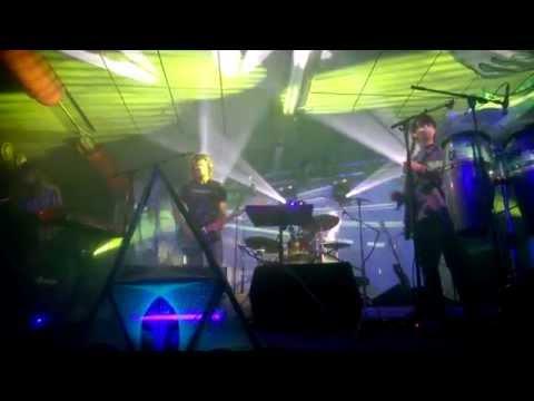 "Superfjord - ""The Chandrasekhar limit""@Uleåborg Festival Of Psychedelia 17.7.2015"