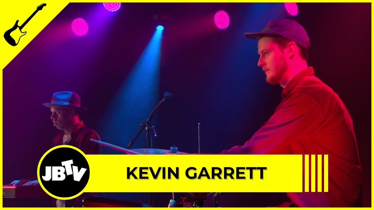 Kevin Garrett - Little Bit of You | Live @ JBTV