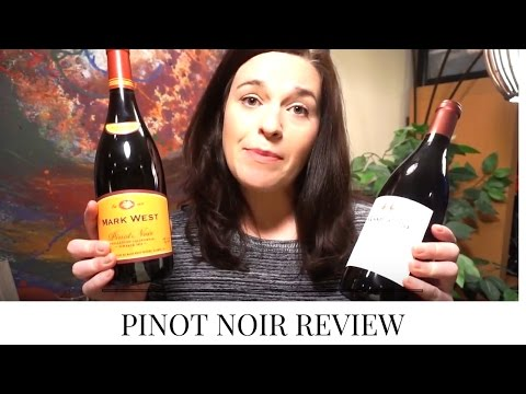 Pinot Noir Wine Review | First Impressions