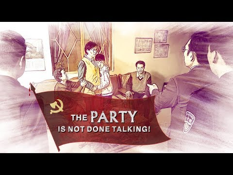 "Movie ""The Party Is Not Done Talking!"" 