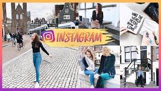 Instagrammen Zoals Ik: Editen + Foto's Maken ✰ All About Leonie
