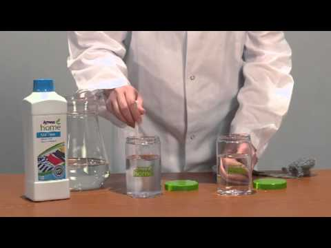Amway HOME SA8 Liquid - Corrosion Demo