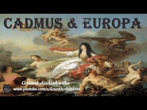 Cadmus and Europa- Greek Mythology (Full Audiobook)  *Grand Audiobooks