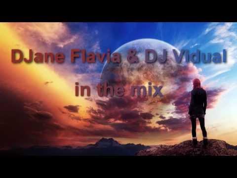 DJane Flavia & DJ Vidual in the mix