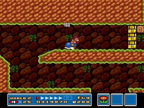 [TAS] SNES Super Mario All-Stars: Super Mario Bros. 3