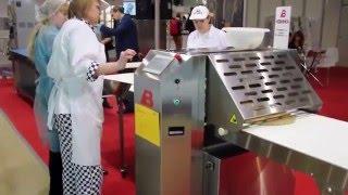 Восход Саратов |Линия для производства слоеного теста.(Оборудование от производителя фирмы