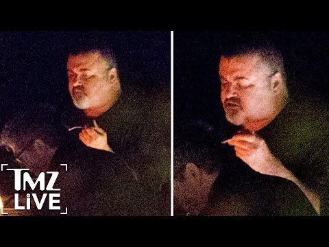 GEORGE MICHAEL: Weight Problems Before Death | TMZ Live