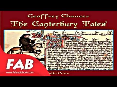 The Canterbury Tales Part 1/2 Full Audiobook by Geoffrey CHAUCER by Historical Fiction