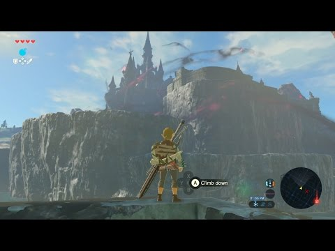 The Legend of Zelda: Breath of the Wild: Quick Look