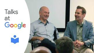 """Erik Brynjolfsson and Andrew McAfee: """"Machine, Platform, Crowd""""   Talks at Google"""