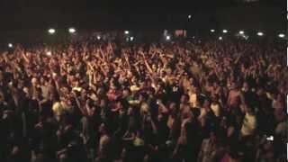 CHRIS LIEBING OPENING SET @ CLR ROME - ATLANTICO LIVE! - 01.06.2012