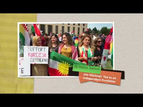 Jim Gilchrist :Yes to an independent Kurdistan