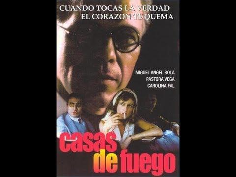 Cine Argentino CASAS DE FUEGO 1995 vida de Dr. S. Mazza por Miguel Ángel Solá Completa