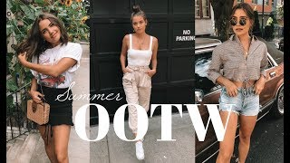 OOTW: 5 End of Summer Outfits