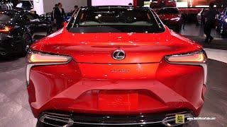 Lexus LC500 2019 - Walkaround Interior Exterior Tour