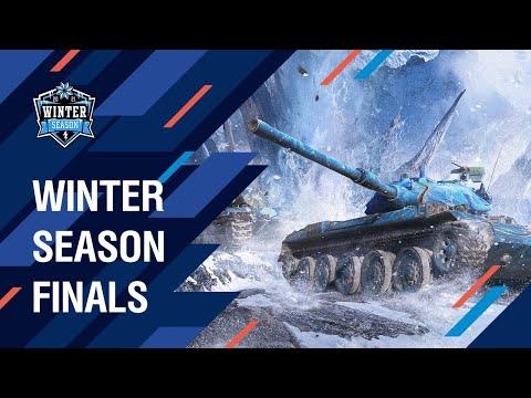 WoT Blitz. Winter Season Finals 2021