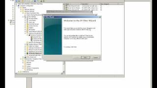 Microsoft Windows Server 2008 R2 SP1 IPSec Configuration
