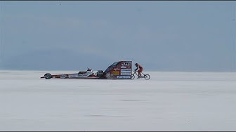 Denise Mueller-Korenek is the Fastest Person on a Bike EVER