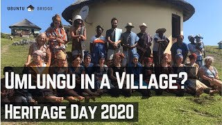 What Happens When Whities Learn Xhosa In A Village? UBuntu!