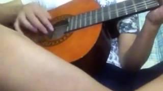 Em là hạnh phúc  trong anh- guitarcover