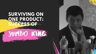 Surviving on one product   Success of