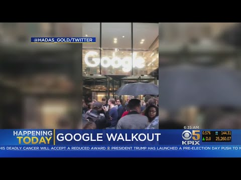 Google Employees Worldwide Walk Out Over Handling Of Sexual Harassment Cases Mp3