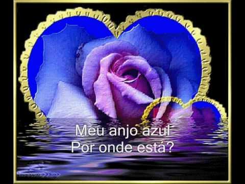 Gatinha Manhosa Meu Anjo Azul