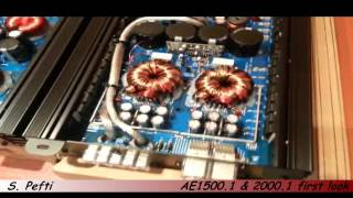 Audio Extreme HLX-1500.1D & HLX-2000.1D first look