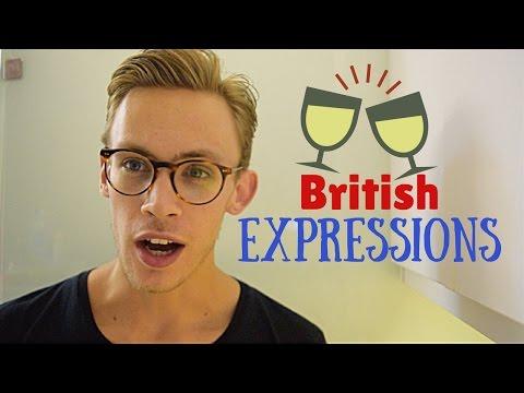Common British English Expressions