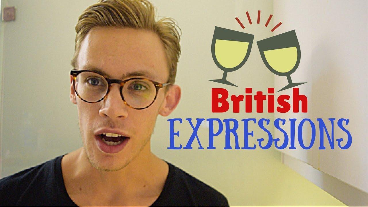 Common British English Expressions Youtube