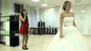 Поздравление от сестренки на свадьбу.💝💝💝💝