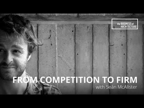 From Competition to Firm with Seán McAlister